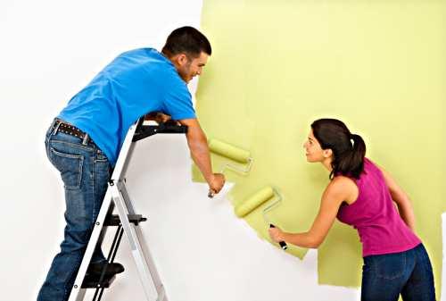 Малки съвети за боядисване на дома