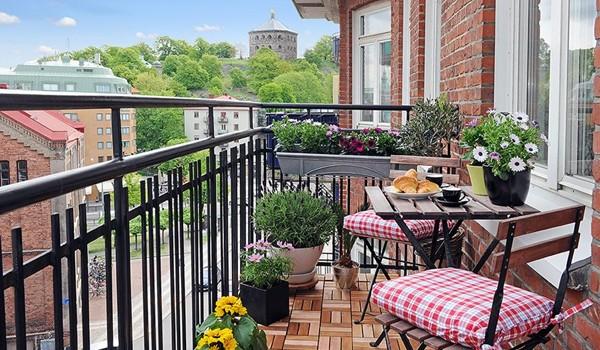 Балконът – вашето кътче от рая