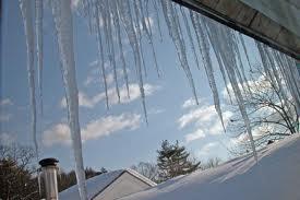 Как да се справим с ледените висулки