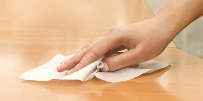 Какво представлява домашния прах