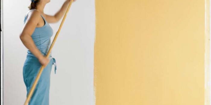 Как да изберем подхождащи си цветове, когато боядисваме у дома