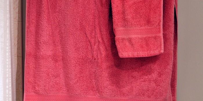Замърсяват ли се наистина кърпите за баня