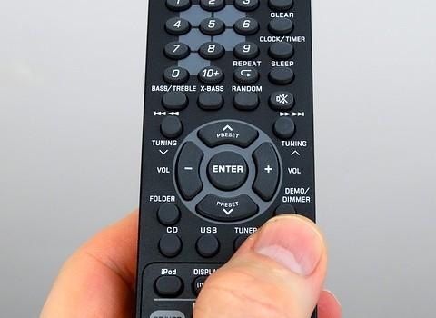 Как да почистим дистанционното на телевизора