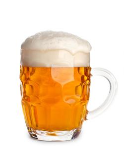 Как да почистим петна от бира
