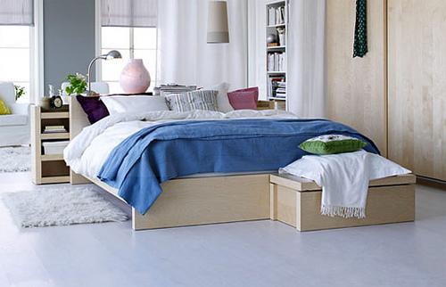 Спалня без прах – как да го постигнем