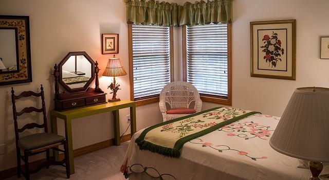 Как да почистим стаята за гости, когато очакваме посетители