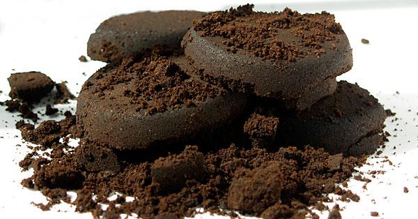 Как да наторим градината с утайка от кафе