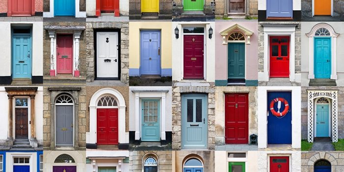 Блиндирани или метални врати