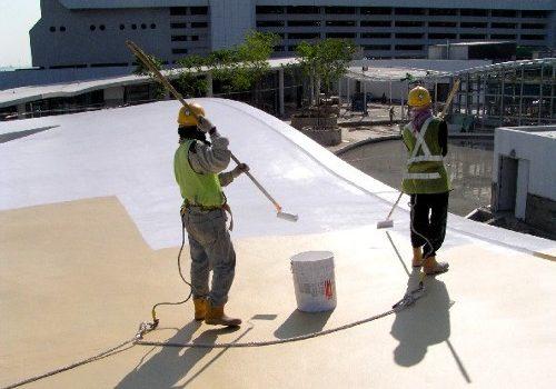 Какво представлява хидроизолация на плосък покрив