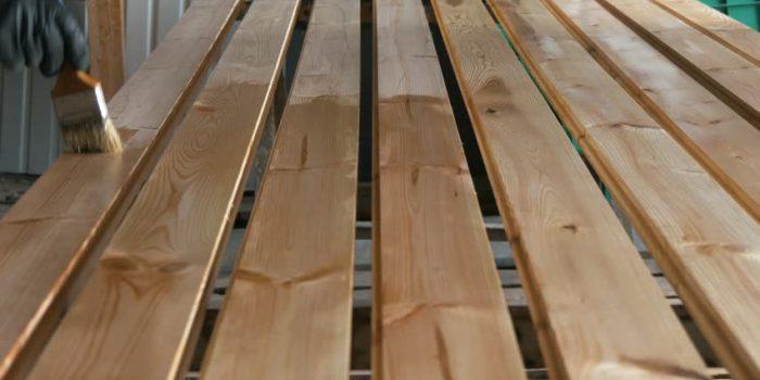 Импрегниране или как да защитим дървените повърхности