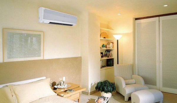 Топ 3 варианта за поставяне на климатик в спалнята – плюсове и минуси