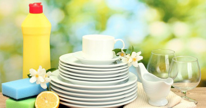 Топ 4 неща, които НЕ трябва да мием с веро за чинии