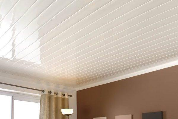 Панели за тавана в банята – естетично, просто и икономично