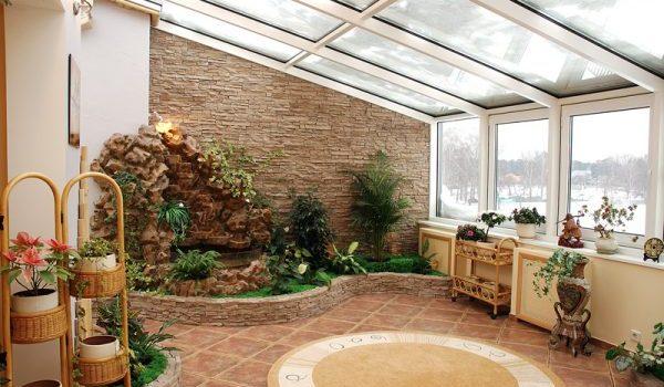 Зимна градина у дома – как да си направим сами