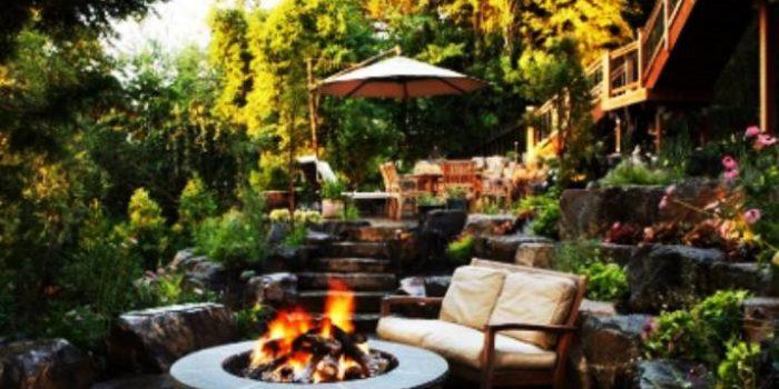 Как да постигнем хармоничен двор пред дома си