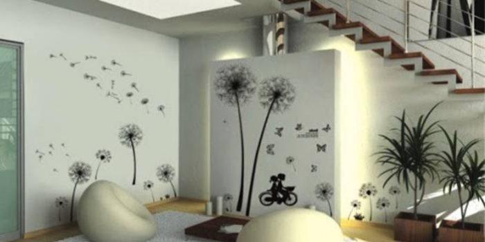 Графити на стената на къщата – защо това е нормално