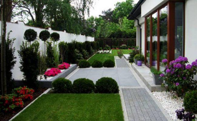 Модерна градина – какво трябва да знаем